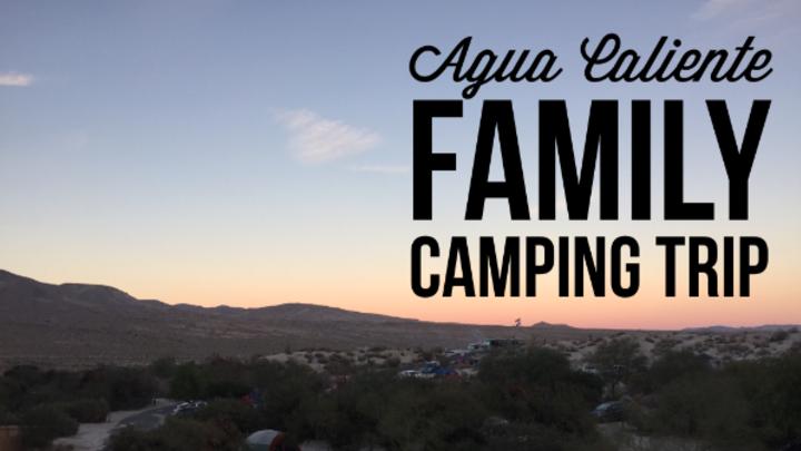 Fall Family Camping logo image
