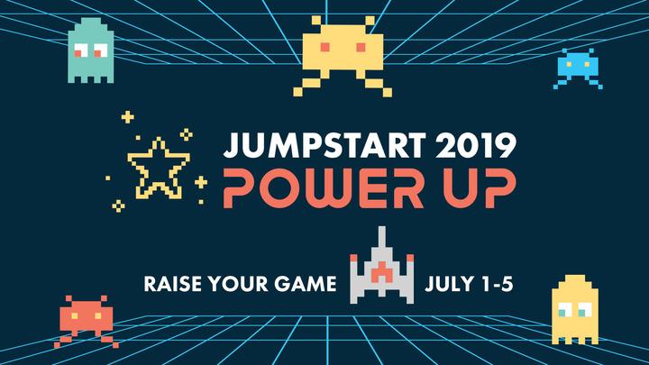 Jump Start 19 logo image