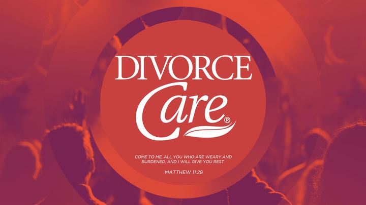 Divorce Care Summer/Fall 2019 logo image