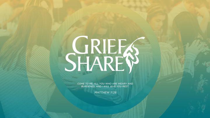GriefShare Summer/Fall 2019 logo image