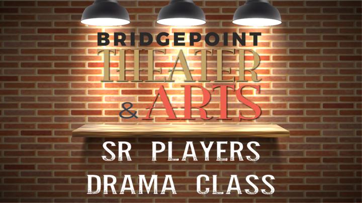 Sr Players Drama Class Registration (2019-2020) logo image