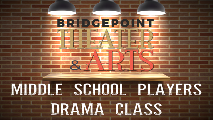 Middle School Players Drama Class Registration (2019-2020) logo image