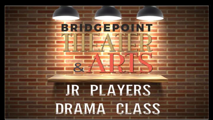 Jr Players Drama Class Registration (2019-2020) logo image
