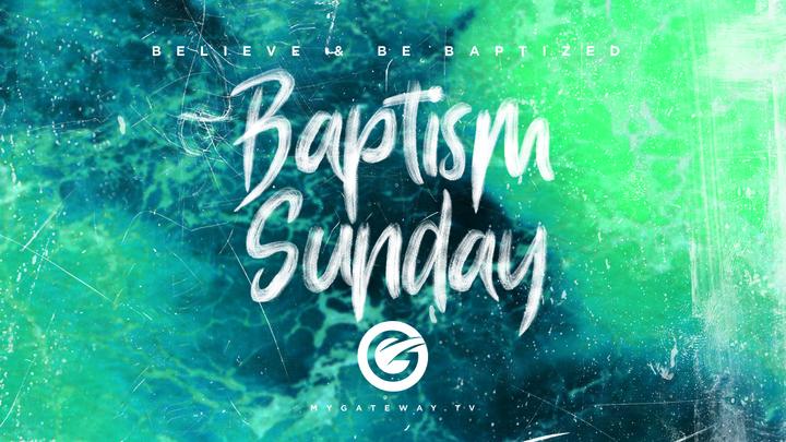 Yes, I want to be baptized logo image