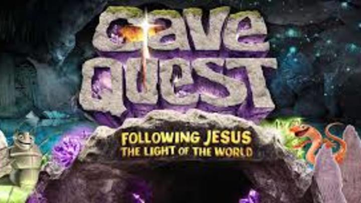 Oak Tree VBS - Cave Quest 2019 logo image