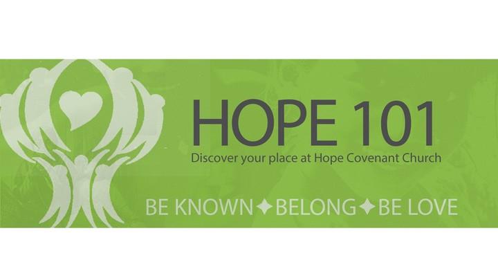 Hope 101 logo image