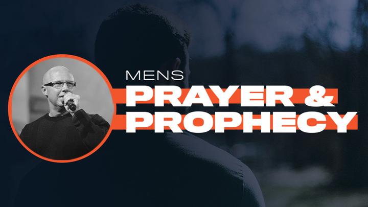 Mens Prayer & Prophecy Breakfast logo image