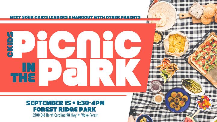 Picnic in the Park logo image