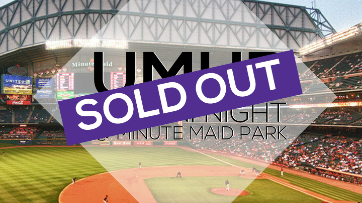 UMHB Alumni Night @ Minute Maid Park logo image