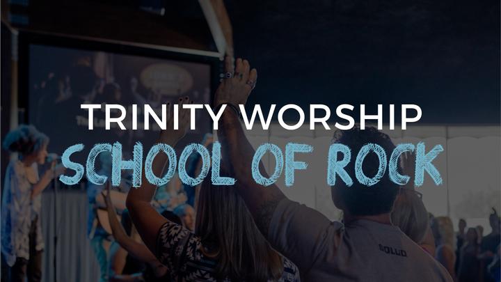 School of Rock logo image