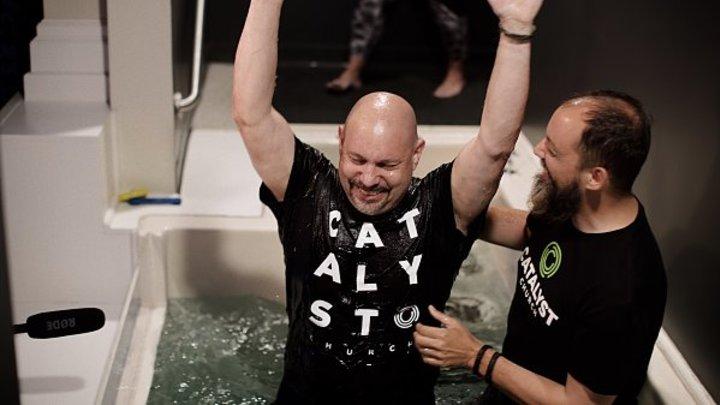 Baptism Weekend - September 2019 logo image
