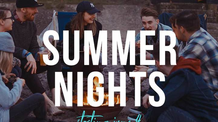 Summer Nights logo image