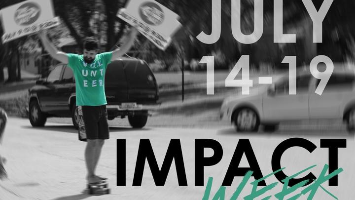 Impact Week (ft. One Way Clubs) logo image