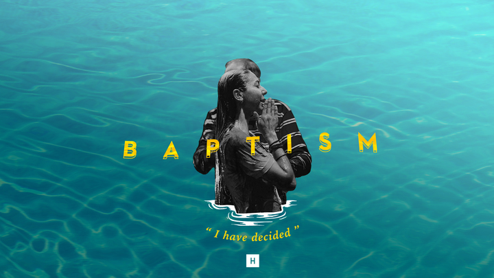 Water Baptism - Simpsonville logo image