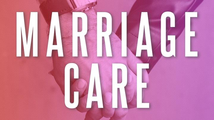 Marriage Care Classes logo image