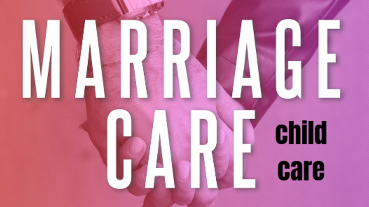 Marriage Care CHILDCARE logo image