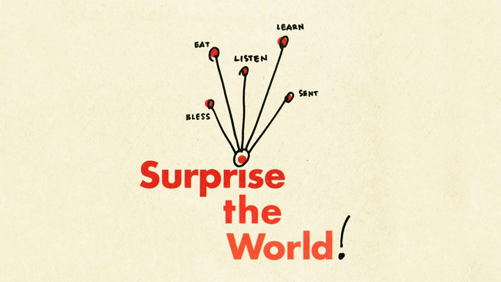 Surprise the World! Book Clubs logo image