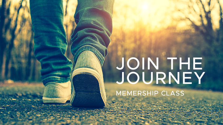 Join the Journey Membership Class logo image