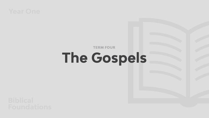 Term 4 - The Gospels logo image