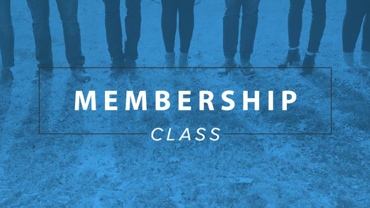 Membership Class logo image