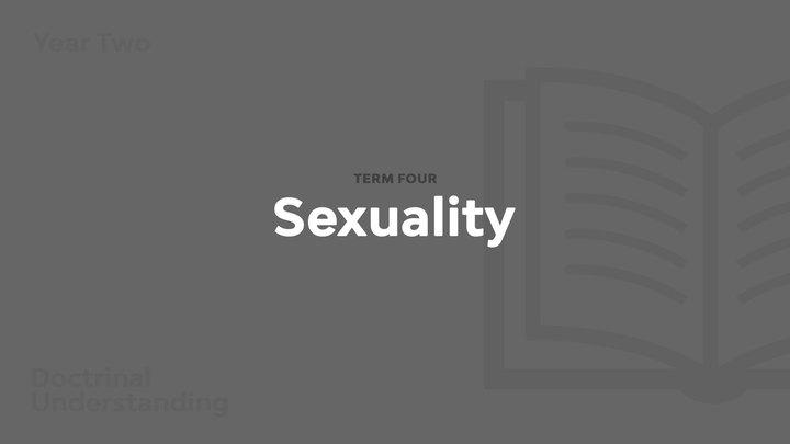 Term 4 - Sexuality logo image