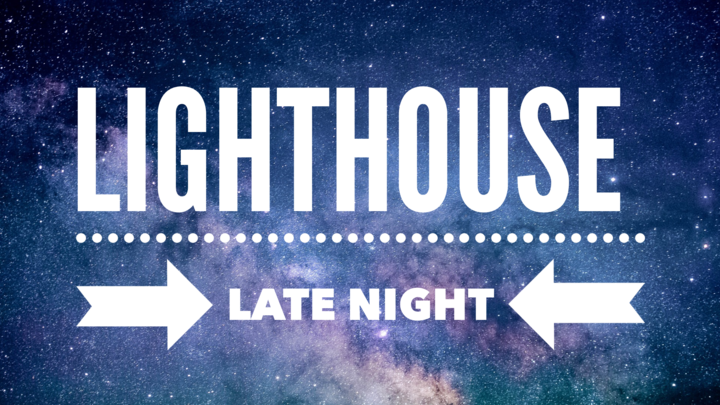 LightHouse May Late Night logo image