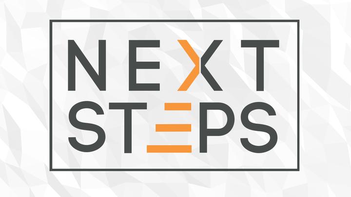 Next Steps- September logo image