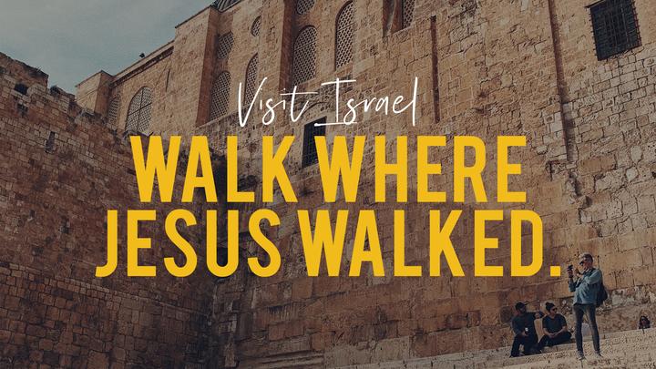Israel Tour | 2020 logo image