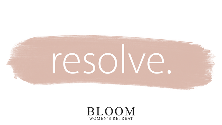 Bloom Retreat 2019 logo image