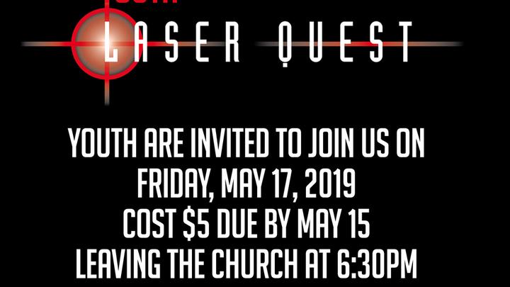 Laser Quest logo image