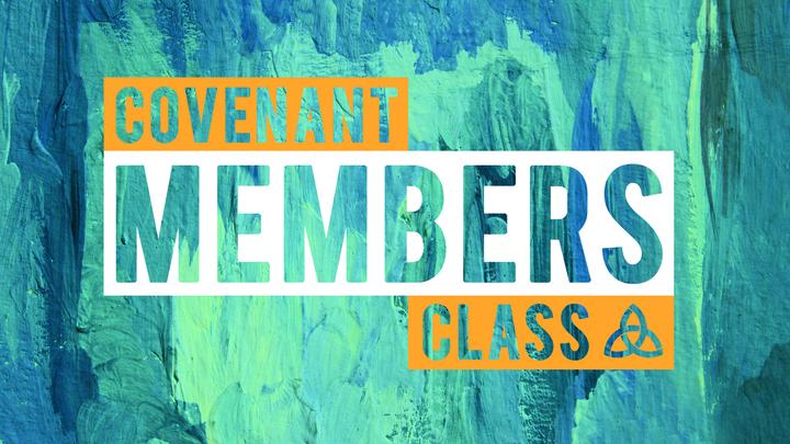 Covenant Membership Class | Fall 2019 logo image