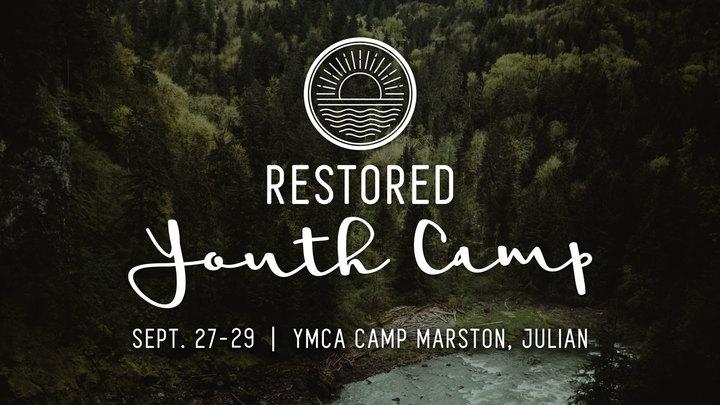Restored Church Youth Camp logo image