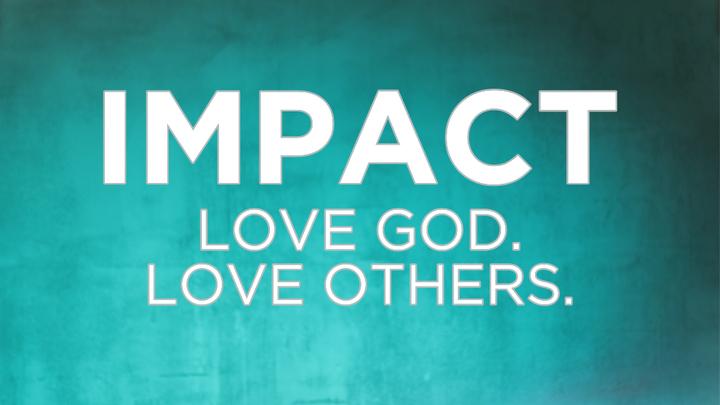 High School Impact 2019-2020 logo image