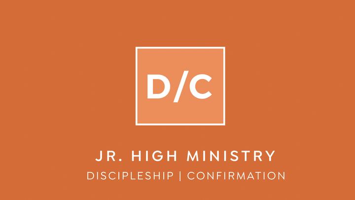 Jr High Ministry - D/C 2019-2020 logo image