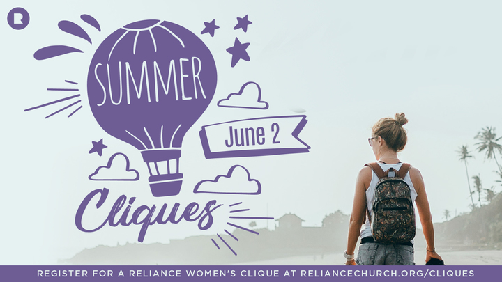 Women's Ministry - Summer Cliques logo image