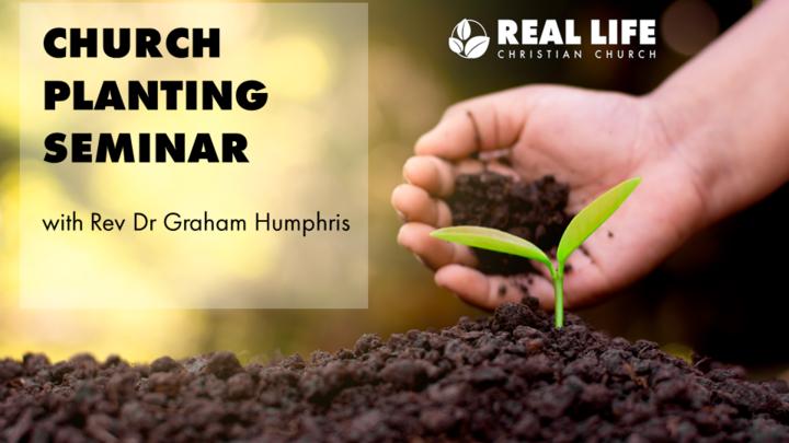 Church Planting Seminar logo image
