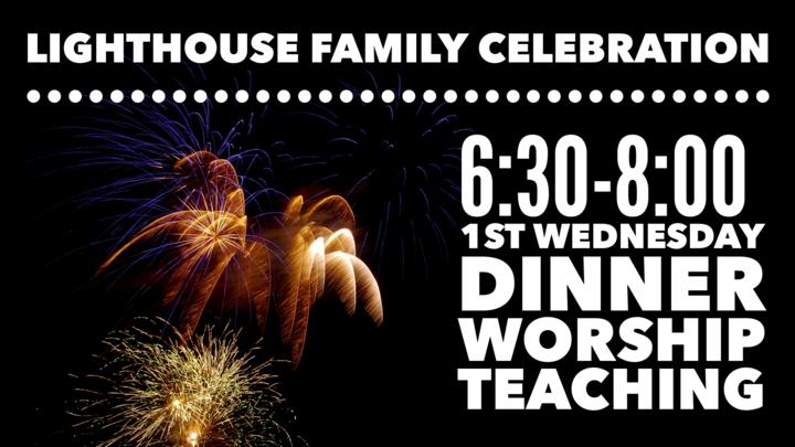 LightHouse November Family Celebration logo image