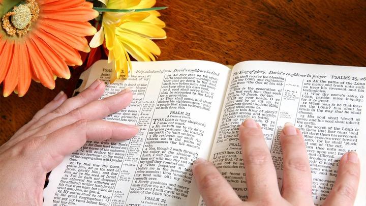 Women's Bible Study: Knowing God by Name (Mondays) logo image