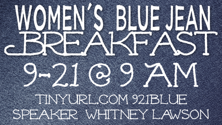 Women's Blue Jean Breakfast logo image