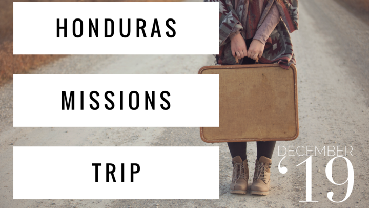 Hope for Honduras 2019 Mission Trip (TUPELO CAMPUS) logo image
