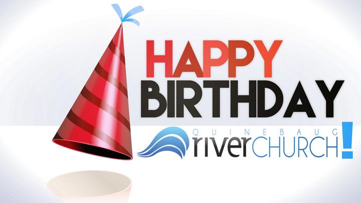 River Church Birthday Lunch logo image