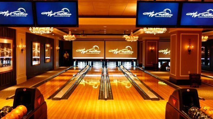 Bowling at Foxwoods logo image