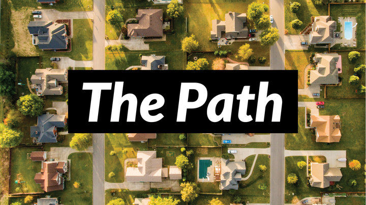 The Path logo image