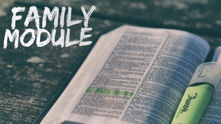 Middle School Holy Communion Family Module logo image