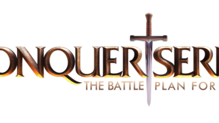 Conquer Series: The Battle Plan for Purity logo image