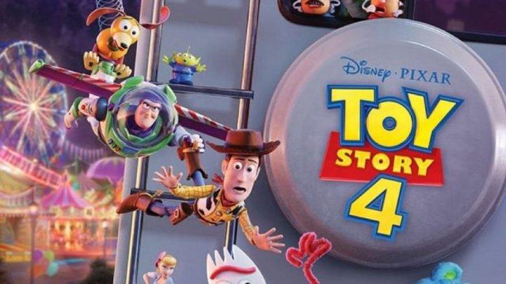 Movie Day - Toy Story 4 logo image