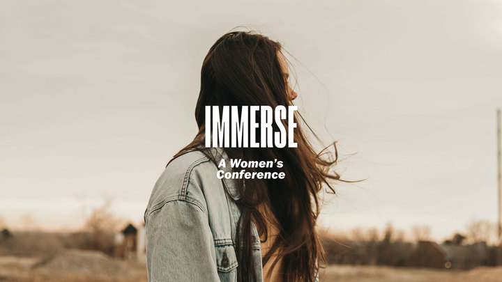 Immerse: Women's Conference logo image