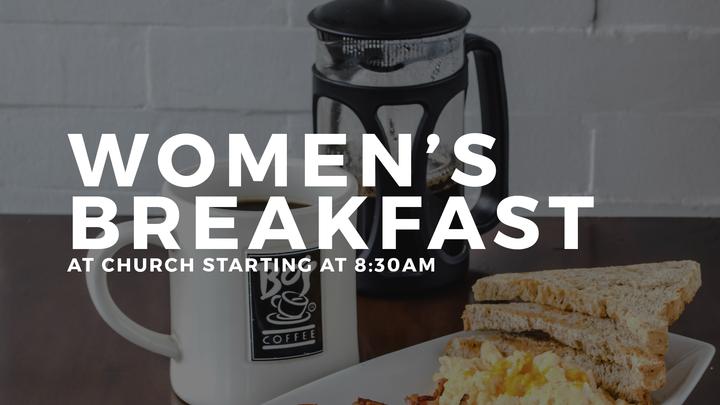 Women's Breakfast logo image