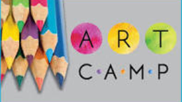 Arts Camp! logo image
