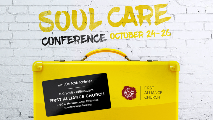 Soul Care Conference logo image